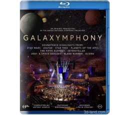 Galaxymphony: The Danish National Symphony Orchestra (2019)
