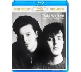 Tears For Fears - Songs From The Big Chair (1985) (BD-AUDIO)