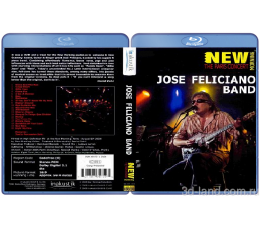 Jose Feliciano Band - New Morning: The Paris Concert (2009)
