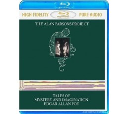 The Alan Parsons Project: Tales of Mystery and Imagination (BD-AUDIO)