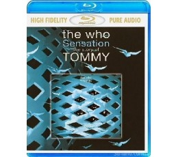 The Who - Tommy (Super Deluxe Box Set) Classic Rock 2013 (BD-AUDIO)