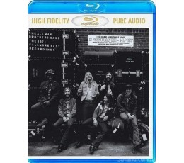 The Allman Brothers Band - The 1971 Fillmore East Recordings Southern Rock 2014 (BD-AUDIO) ( 3 диска)