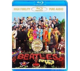 The Beatles: Sgt. Pepper's Lonely Hearts Club Band (BD-AUDIO)