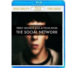 Trent Reznor and Atticus Ross The Social Network (BD-AUDIO)