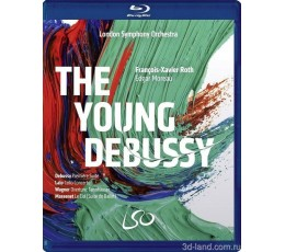 The Young Debussy: London Symphony Orchestra (2019)